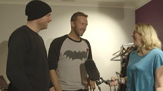 Coldplay share their thoughts on the Oasis documentary
