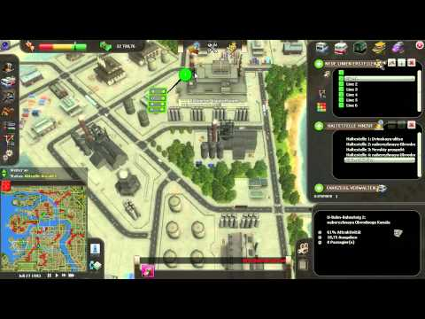 Cities in Motion - #S.04 - DLC St. Petersburg (schwer) - Let's Play - [Deutsch / HD]