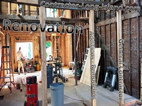 Renovation Contractor Long Island | Home Renovation Hamptons Suffolk Nassau