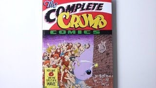 The Complete Crumb Comics Vol. 6: On the Crest of a Wave by Robert Crumb - video preview