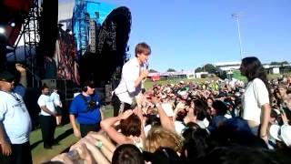 The Hives - Big Day Out - Pelle Almqvist