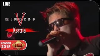 Download lagu Five Minutes - Ksatria [Live Konser] at Sekayu 12 Maret 2015