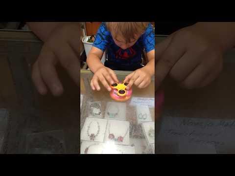 Fidget Spinner Skills