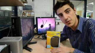 City Software Samsung S2 640Gb Portable Hard Drive Unboxing and Demonstration