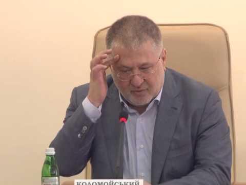 Видео: Коломойский не верит в победу своего зама Олейника на выборах