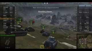 World of Tanks Leichttraktor Pc GamePlay