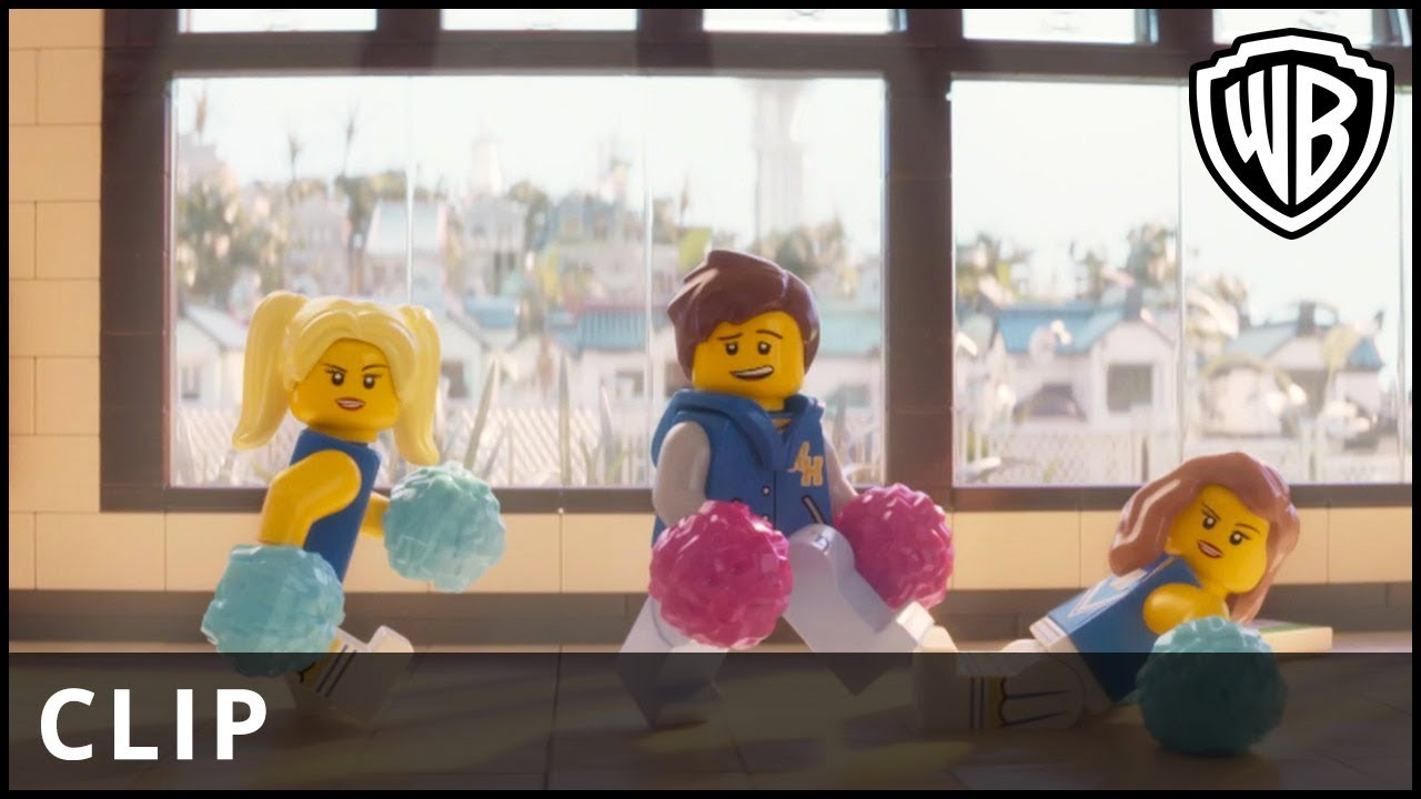 Check Out These New LEGO Ninjago Movie Clips and More