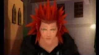 Waffles! - Kingdom Hearts Ii
