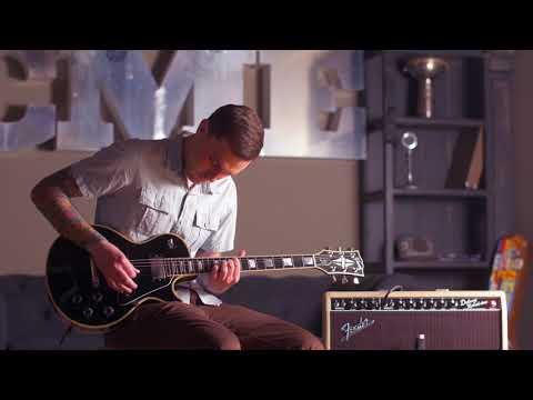 1980 Gibson Les Paul Custom Black | CME Quick Riffs