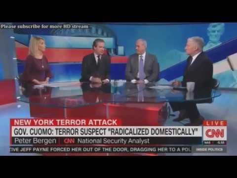Breaking  110117  Trump Slams Schumer Over Suspect's Entry Into US