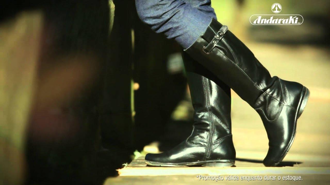 bd8c474278 Loja Andaraki.com.br - Compre Online Botas e Sapatos Femininos -  Outono Inverno