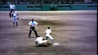 超誤審!これがセーフに見える人いますか? 高校野球! 2017 thumbnail