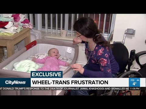 New online Wheel-Trans system locks out new mom