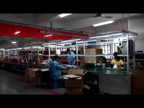 About FOT Telecom: Manufacturing center (Video 2/2)
