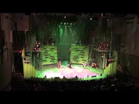 Disney's Tarzan: The Musical- Act One