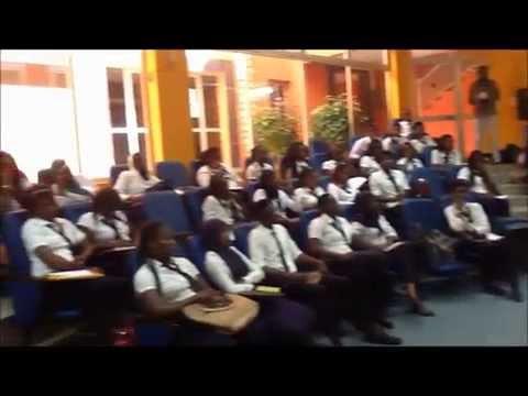 Session de partage avec les étudiants de l'ISM sur le Dividende Démographique