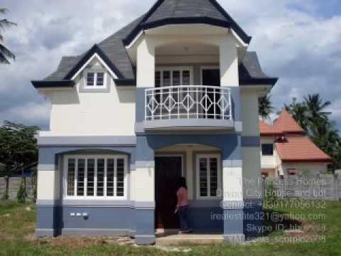 Subdivision house designs
