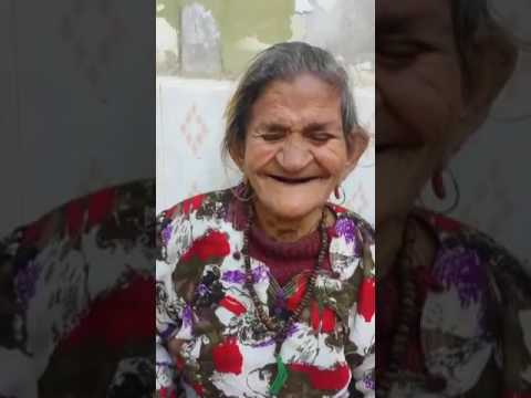 Old women| Say I Love  You| funny video 2017
