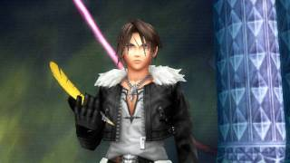 [HD] [PSP] Dissidia: Final Fantasy - Destiny Odyssey VIII: Squall Leonhart - Part 1