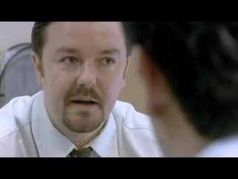 David Brent is Made Redundant