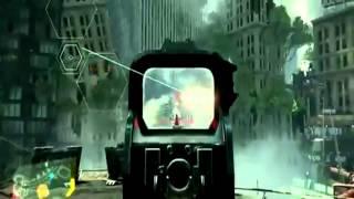 E3 2012 Crysis 3 Gameplay