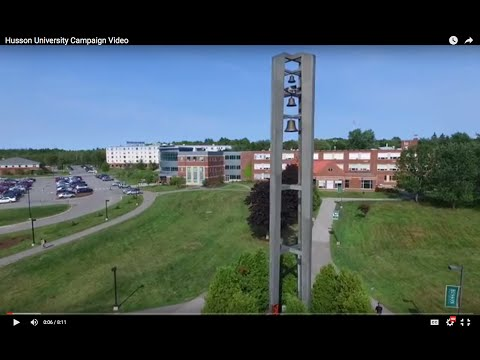 Husson University Campaign Video