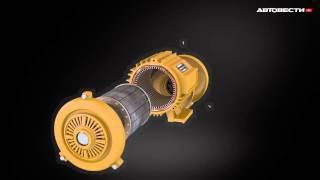 Электромоторы для транспорта будущего // АвтоВести 230(Какой мотор может сделать даже