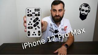 ახალი iPhone 12 Pro-ზე Pro Max-ის ექსკლუზიური მიმოხილვა