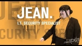 I Wanna Be an I.T. Security Specialist