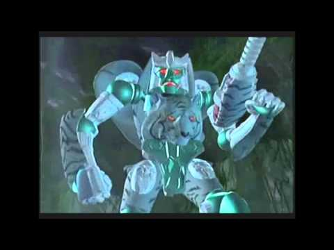 Beast Wars voice actors in My Little Pony Part 1