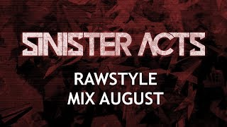 Rawstyle Mix August 2018