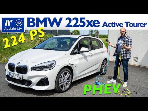 2020 BMW 225xe Active Tourer (F45) - Kaufberatung, Test Deutsch, Review, Fahrbericht Ausfahrt.tv