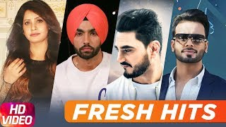 Fresh Hits Audio Jukebox Latest Punjabi Song Collection 2017 Speed Records