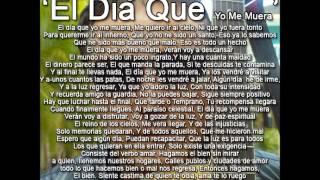 Jimmy Castano - El Dia Que Yo Me Muera