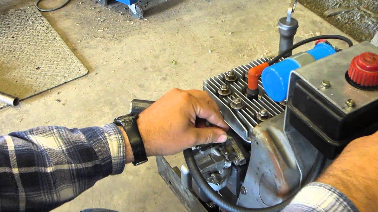 Tiller 21AA40M1009, 21AA40M1010 Carburetor Carb for Cub Cadet RT45