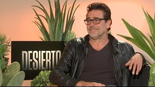 Jeffrey Dean Morgan says