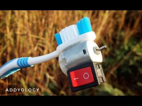Thumbnail: 3 Awesome Things from DC Motor