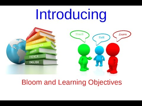 An Introduction to Bloom's Taxonomy | Talking ESL