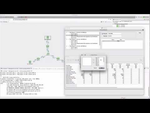 #VIRL Introducing Ostinato in VIRL - data-plane traffic generator