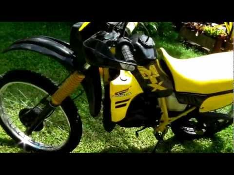 Honda MTX.125 cc.