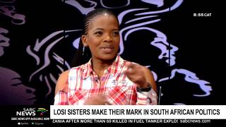 2019 Women's Month | Losi sisters talk about their political journeys