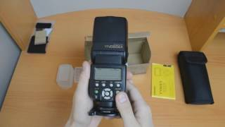 вСПЫШКА Yongnuo YN 565 EX TTL. THE PROBLEM WITH THE ZOOM. ПРОБЛЕМА С ЗУМОМ