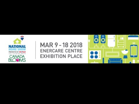 Home Show 2018 | Downtown Toronto | Enercare Centre | Vlogs |