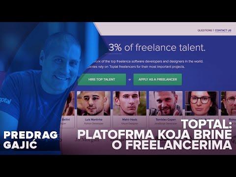 Toptal - Platforma koja brine o freelancerima