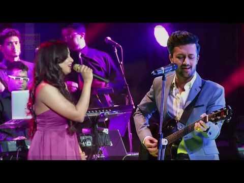 Shreya Ghoshal & Atif AslamLive in ConcertFULL HD PerformanceYouTube2018