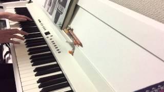 X JAPAN Endless Rain ピアノ