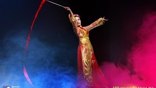 Beautiful Chinese Dance - Female Ribbon Dancer - Bookings & Services