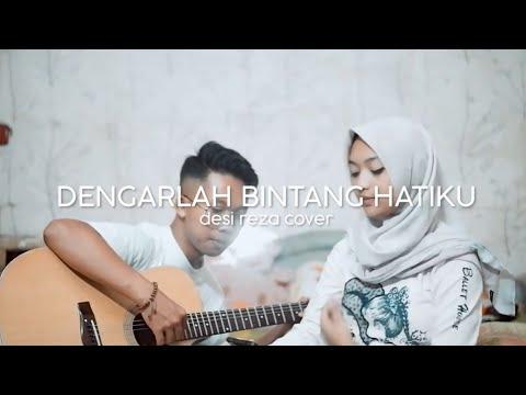 Demeisis - Dengarlah Bintang Hatiku (cover Desi Reza Akustik Lirik Chord)