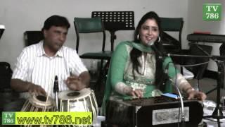 Chandni Raatein Singer Kiran Sachdev