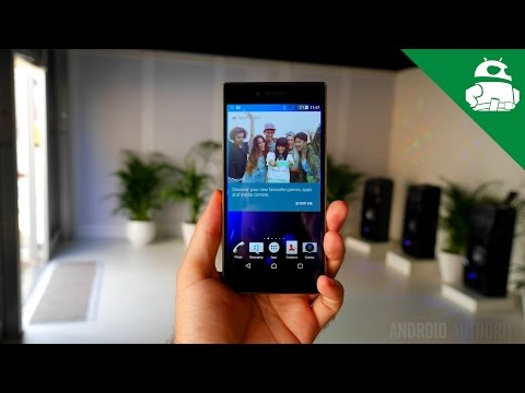 Sony Xperia Z5 Premium First Look!